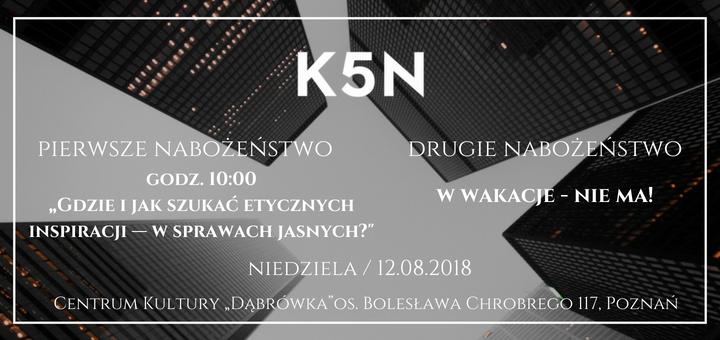 nabożeństwo kościoła k5n poznań 12_08_2018_2