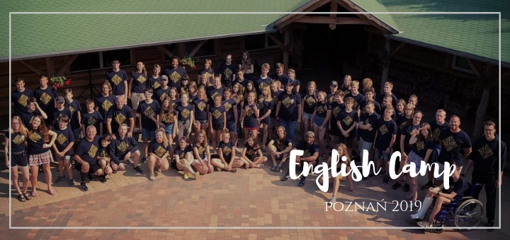 Oboz english camp poznan 2019