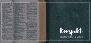 informacje na temat nabozenstwa kosciola k5n 26 kwietnia 2020